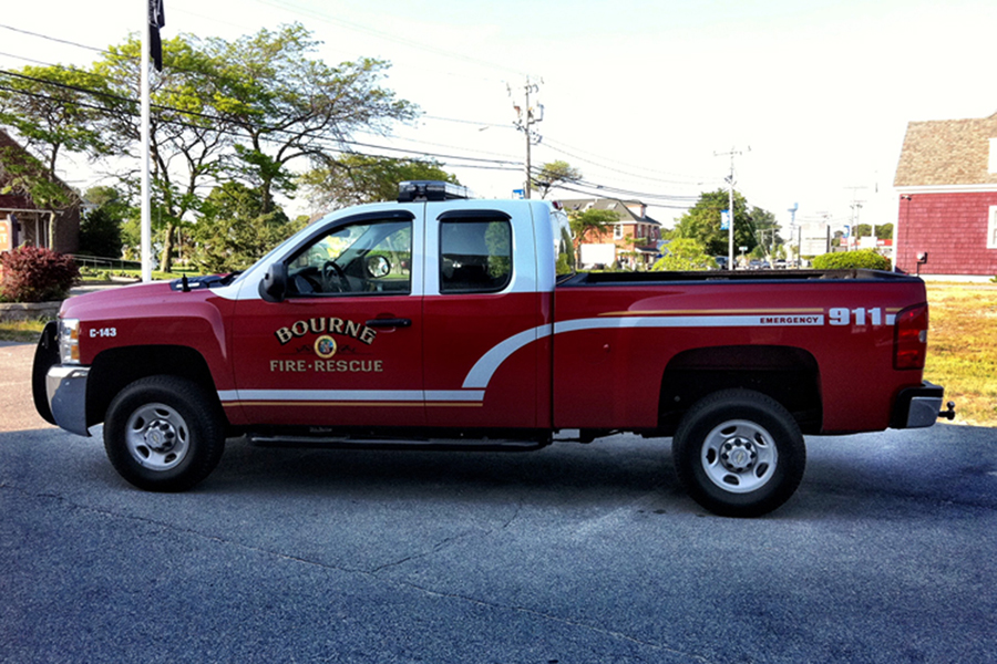 Cranberry Signcrafttruck Lettering Ma Vehicle Graphics